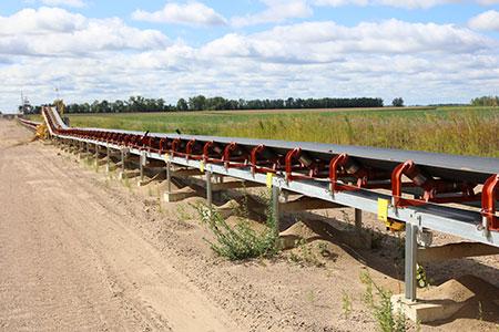 Belt Tech Conveyor Systems Superior 174 Conveying