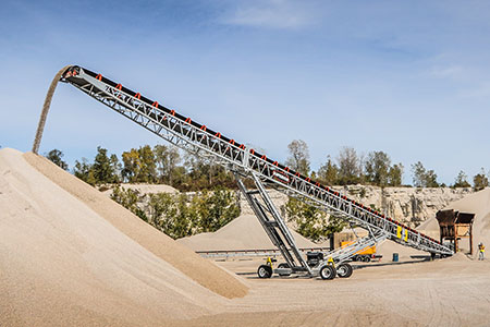 Belt Tech: Conveyor Systems - SUPERIOR® CONVEYING